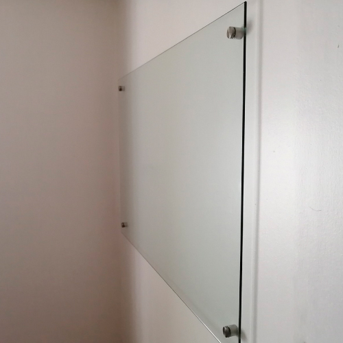 pizarra de vidrio